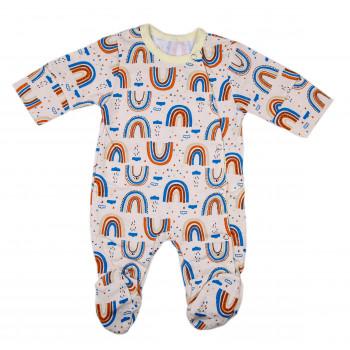 Человечек Радуга Начес 56 размеры для малышей