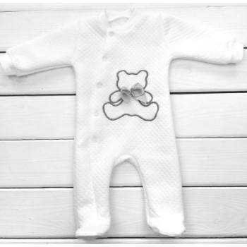 Человечек Капитон Молочный 62 68 74 размер для малышей
