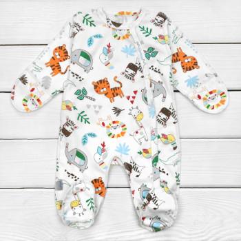 Человечек Zoo для новорожденных в роддом