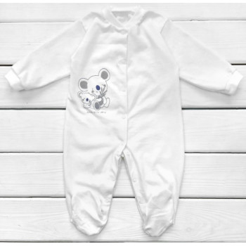 Человечек Молочный Кулир 62 размер для малышей