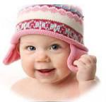 Чепчики и шапочки для новорожденных