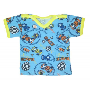 "Детская футболка ""Формула 1"" РАЗМЕР: 62"