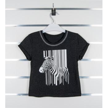Детская футболка Зеби 104 размеры