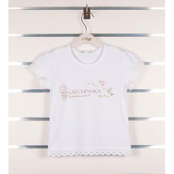 Футболка Gapchinska 74 110 размеры для девочек