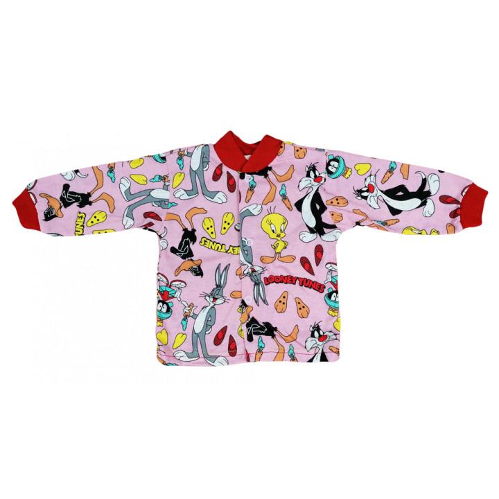 Летняя (ткань кулир) кофта для девочек
