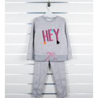 """Зимний (3-х нитка) комплект одежды """"Хей"""" 98 104 110 размеры для детей"""