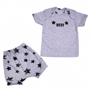 Футболка + шорты Best для мальчика Размеры  80 86