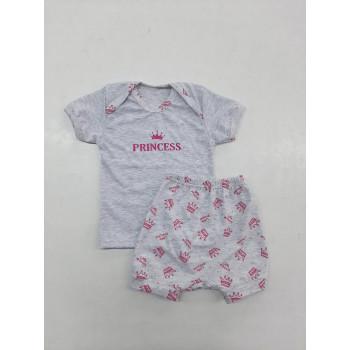 Футболка + шорты Princess Фуликра 86 размер
