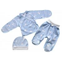 Тонкий комплект одежды Кролик для новорожденных в роддом
