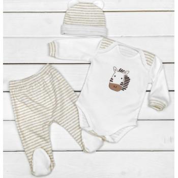 Комплект одежды Интерлок 62 74 размер для младенцев