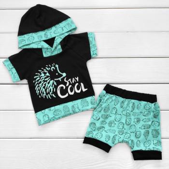 Комплект одежды: футболка + шорты  86 92 размеры для мальчиков