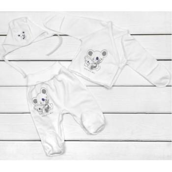 Набор одежды Коала Кулир для новорожденных в роддом