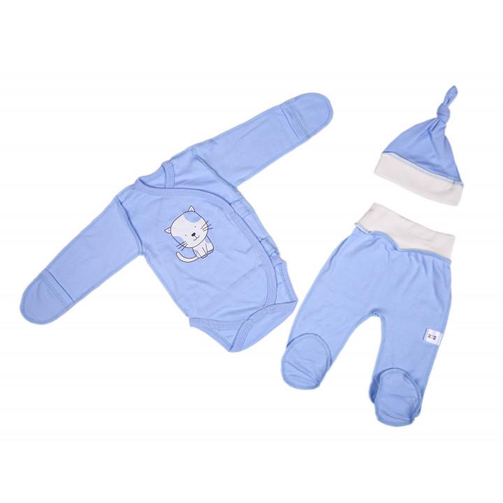 Комплект одежды для новорожденного мальчика в роддом