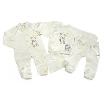 Комплект одежды в роддом для новорожденных