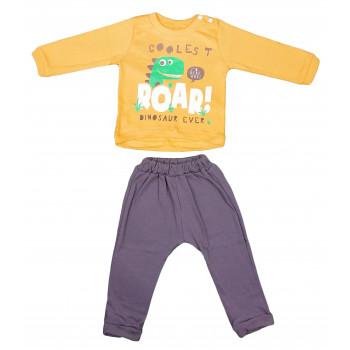 Костюм 80 86 размеры из ткани интерлок на мальчика