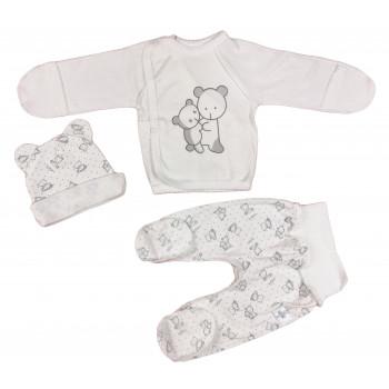 Набор одежды в роддом для новорожденных. Размер 56, 62