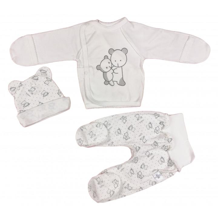 Набор одежды в роддом для новорожденных