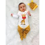 Наборы и костюмчики одежды для малышей 1-12 месяцев