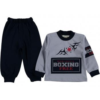 Костюм Boxing 92 98 размеры Двунитка для мальчиков