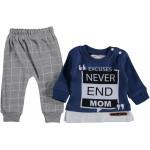 Комплекты одежды из тонких тканей (на лето) для мальчиков от 1 годика