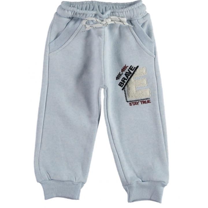 Зимние штаны Canix Kids Трехнитка Голубые 92 98 104 110 размеры на мальчика 2-3-4-5-6 лет