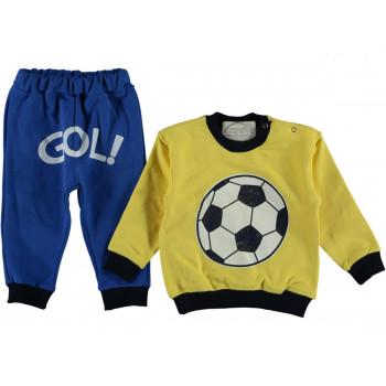 Теплые костюмы Gol на мальчика 2-3 года Двунитка с начесом 92 размер