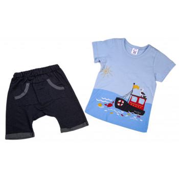 Футболка + шорты на мальчика 2 года Размеры 92
