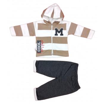Теплый (ткань трехнитка) комплект одежды 92 98 размеры для мальчика Cool