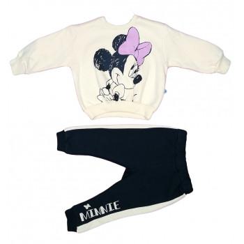 Теплый (ткань трехнитка) комплект одежды 92 98 110 размеры Минни
