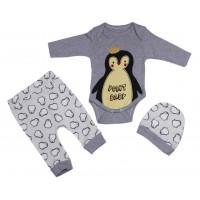 Комплект одежды Baby Point Серый 62 68 74 для малышей