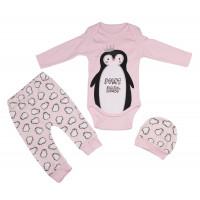 Комплект одежды Baby Point Розовый 62 68 74 для девочек