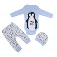 Комплект одежды Baby Point Голубой 62 68 74 для мальчиков