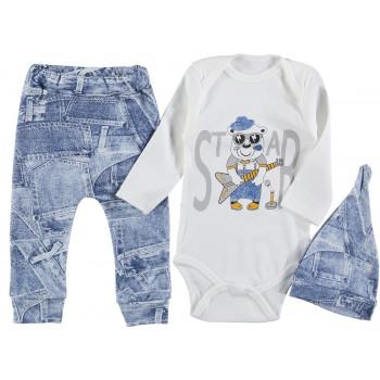 Комплект одежды 62 размеров для мальчика Star