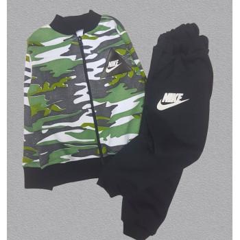 Зимний камуфляжный костюм Nike 98 104 116 122  размеры на мальчика 3-4-6-7 лет
