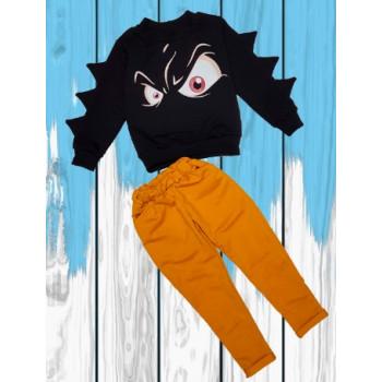 Детский костюм Двунитка 80 86 размеры