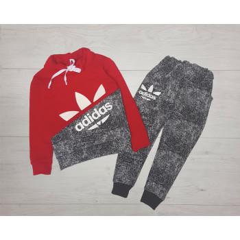 Спортивный костюм Adidas Двунитка 98 104 размеры для девочек