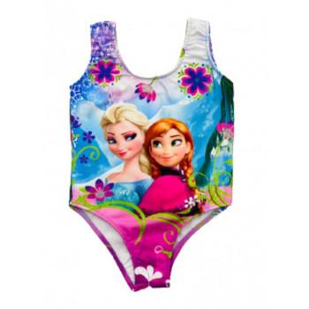 Купальник Frozen Disney на девочку 2-3, 3-4, 4-5, 7-8 лет