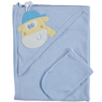 Детское махровое полотенце STORYBABY 70*90 см