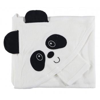 Полотенце с ушками махровое Bebe`s 80*80 см Детский уголок для купания