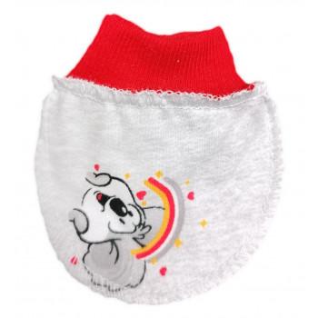 Царапки теплые новорожденной девочке в роддом