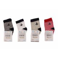 Тонкие носочки Yetis socks на мальчика 6-12 месяцев