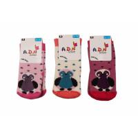 Теплые носочки махровые A.D.N для новорожденных девочек