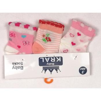 Носочки красивые для новорожденных девочек
