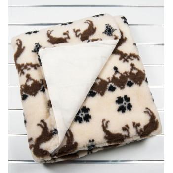 Зимнее шерстяное одеяло для младенца