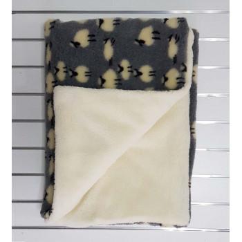 Зимнее одеяло на шерсти 110*140 см Шон