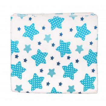Байковая пеленка размер 90*110 см для новорожденных