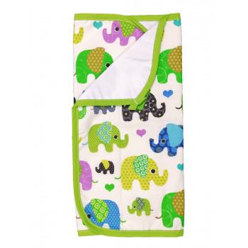 Детская многоразовая непромокаемая модная пеленка 50*70 см