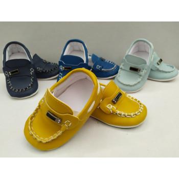 Пинетки туфли для мальчика от 0 до года