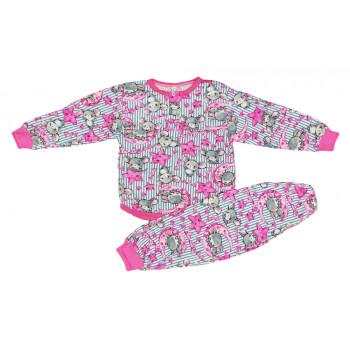 Пижама летняя 98 104 размера на девочку 3 4 5 лет