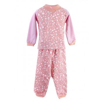 Байковая пижама 86 размера на девочку 1,5-2 года